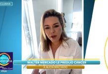 er mercado pronosticó cáncer a alicia machado