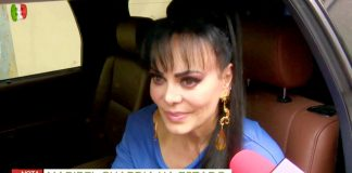maribel guardia a punto de morir