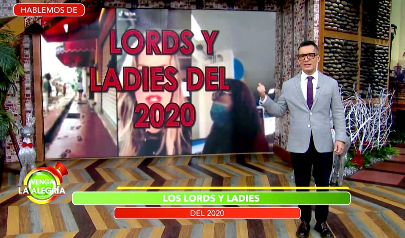lords y ladies del 2020